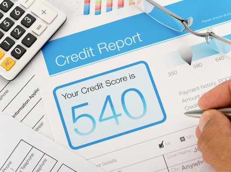 How it will hurt a credit score