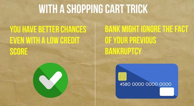 Why shopping cart trick is useful?