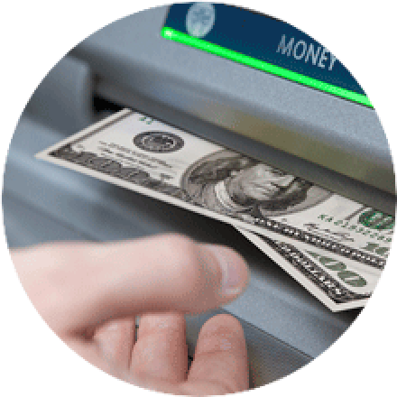 Cash advance credit cards